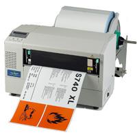 Stampante per etichette Toshiba B-852-R