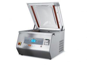 Macchina sottovuoto con display e funzioni di nuova generazione, stampante incorporata