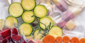 verdure confezionate sottovuoto