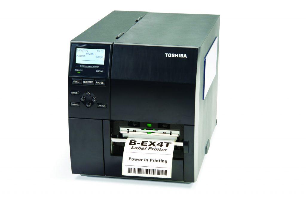 Stampante per etichette Toshiba BEx 4 T