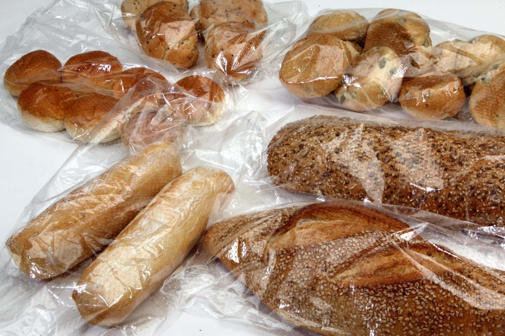 Come confezionare il pane ed i prodotti da forno