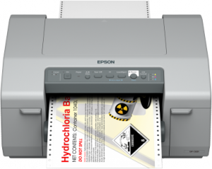 Stampante per etichette a colori Epson Colorworks c 831