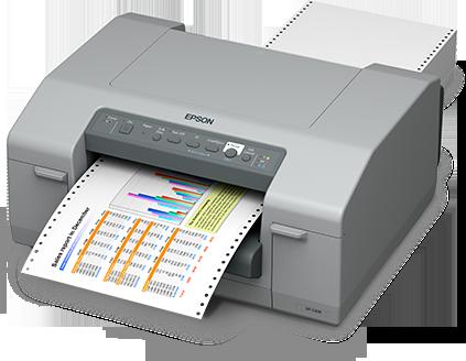 Stampante per etichette adesive Epson Colorworks C 831