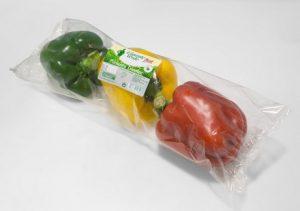 Confezionatrici Flow Pack per ortaggi e frutta