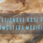 BAsi pizza in atmosfera modificata