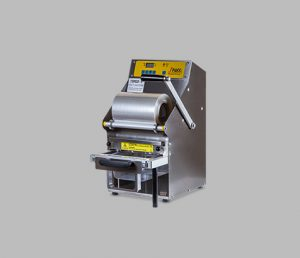 Termosigillatrice per vaschette ad azionamento manuale