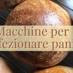 macchine per confezionare panini