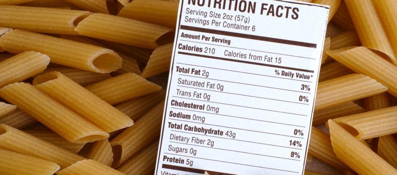 Etichette alimentari, come ottenere le Tabelle nutrizionali per i tuoi prodotti: tre modi ammessi dalla legge.