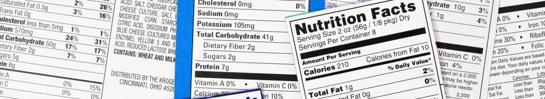 Primo convegno etichettatura tabelle nutrizionali