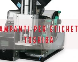 STAMPANTI PER ETICHETTE TOSHIBA