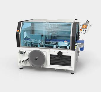 Confezionatrice automatica per film termoretraibile